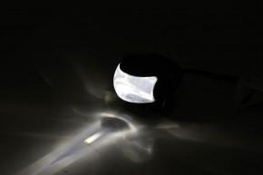 LED-Fernscheinwerfer COMET- HIGH, matt schwarz von HIGHSIDER