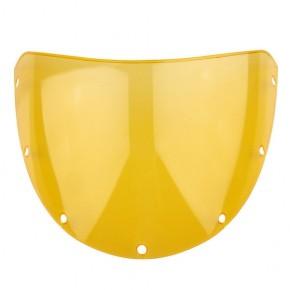HALBSCHALEN-VERKLEIDUNG mit gelb getönter Scheibe, universal
