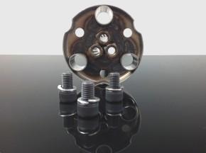 SILENCER INSERT for megaphone exhaust