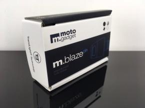 1 Power-LED-Indicator, MOTOGADGET, M-BLAZE PIN, black