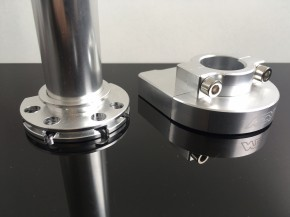 THROTTLE control CNC, alloy