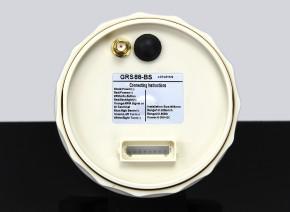 GPS-TACHOMETER 0-200km/h mit DREHZAHLMESSER 0-8000U/min, mit LED-Kontrollleuchten Ø 85mm