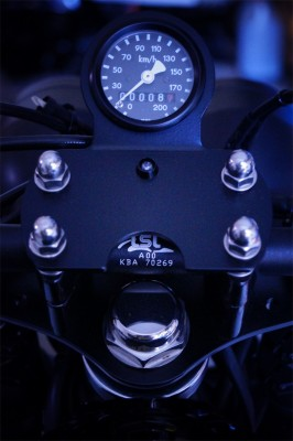 Speedo-, Tachometer HOLDER for 48mm instruments