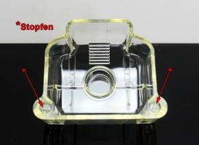 Transparente SCHWIMMERKAMMER für BING Vergaser an BMW 2-Ventilern