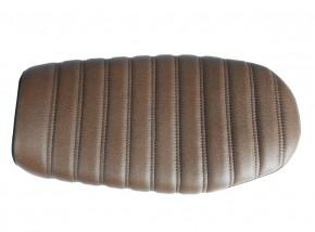 SEAT, universal, vintage brown, twin seam