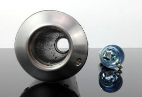 "SILENCER ""Megaphone"", stainless steel"