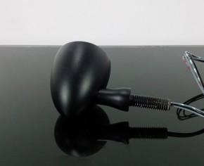 1 BLINKER mit Rücklichtfunktion Kellermann Bullet 1000DF schwarz