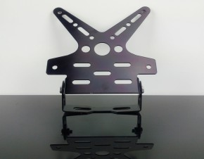 License Plate Bracket for universal use