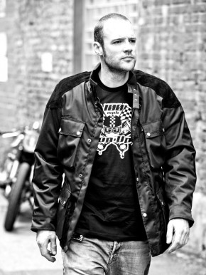 Oldstyle motorcycle jacket  M