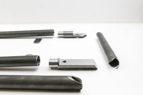 HECKRAHMEN Customizing Kit, f. BMW R80/100 Paralever-Modelle, inkl. Materialgutachten