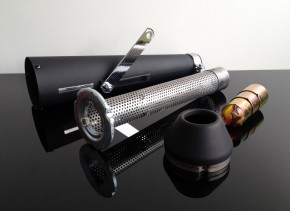 Megaphone - Exhaust in dull black