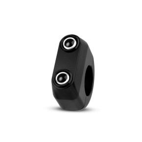 REBELMOTO Rebel Switch Lenkerschalter schwarz mit LED-Anzeigen für Ø22mm - Lenker