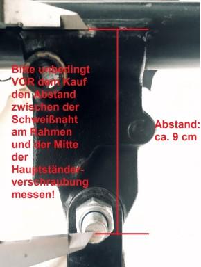 "BATTERY BOX ""Dungeon 2"" by BHCKRT, f. BMW 2-valve models, alloy, black"
