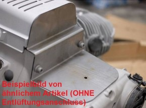 Engine-/Gearbox-COVER for BMW 2 valve R-models, incl. opening for engine ventilation